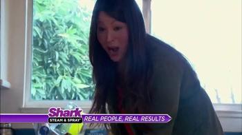 Shark Steam & Spray TV Spot, 'Real People' - Thumbnail 2