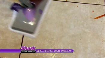 Shark Steam & Spray TV Spot, 'Real People' - Thumbnail 5
