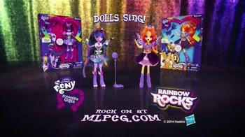 My Little Pony Equestria Girls & Rainbow Rocks TV Spot, 'Adagio Dazzle' - Thumbnail 10