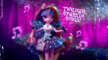 My Little Pony Equestria Girls & Rainbow Rocks TV Spot, 'Adagio Dazzle' - Thumbnail 3