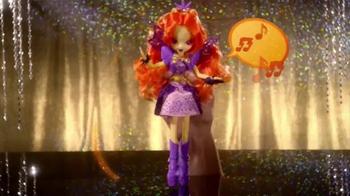 My Little Pony Equestria Girls & Rainbow Rocks TV Spot, 'Adagio Dazzle' - Thumbnail 8