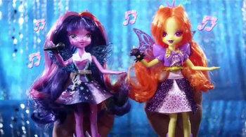 My Little Pony Equestria Girls & Rainbow Rocks TV Spot, 'Adagio Dazzle'