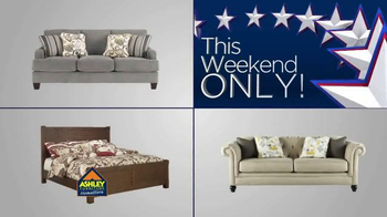 Ashley Furniture Homestore Labor Day Event TV Spot, '20% Off Storewide' - Thumbnail 2