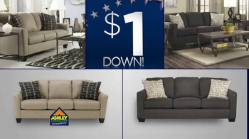 Ashley Furniture Homestore Labor Day Event TV Spot, '20% Off Storewide' - Thumbnail 4