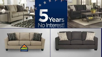 Ashley Furniture Homestore Labor Day Event TV Spot, '20% Off Storewide' - Thumbnail 5