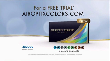 Air Optix Colors TV Spot - Thumbnail 10