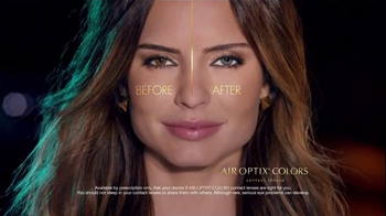 Air Optix Colors TV Spot - Thumbnail 4