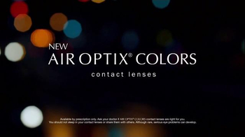 Air Optix Colors TV Spot - Thumbnail 5