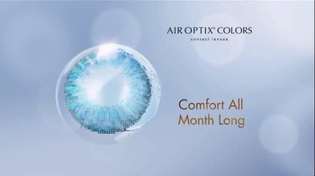 Air Optix Colors TV Spot - Thumbnail 8