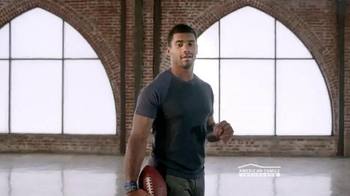 American Family Insurance TV Spot, 'Obstacles' Featuring Russelll Wilson - Thumbnail 2