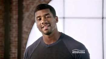 American Family Insurance TV Spot, 'Obstacles' Featuring Russelll Wilson - Thumbnail 5