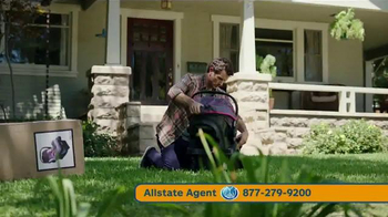 Allstate TV Spot, 'The Car Seat' - Thumbnail 2