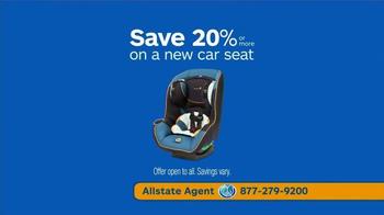 Allstate TV Spot, 'The Car Seat' - Thumbnail 4