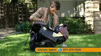 Allstate TV Spot, 'The Car Seat' - 60 commercial airings