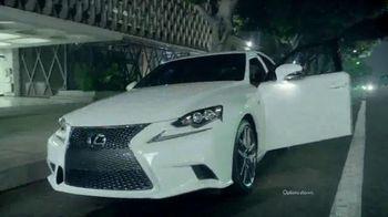 Lexus IS 350 TV Spot, 'No Good Deed'