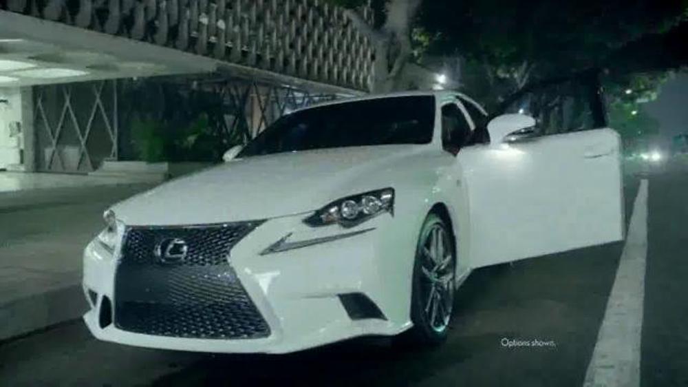 Lexus IS 350 TV Commercial, 'No Good Deed' - iSpot.tv