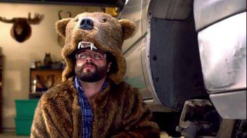 NAPA Auto Parts TV Spot, 'Bear #ConquerTheJob   Brake Pads' - 188 commercial airings