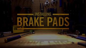 NAPA Auto Parts TV Spot, 'Bear #ConquerTheJob   Brake Pads' - Thumbnail 1