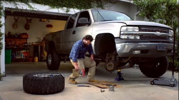 NAPA Auto Parts TV Spot, 'Bear #ConquerTheJob   Brake Pads' - Thumbnail 2