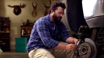 NAPA Auto Parts TV Spot, 'Bear #ConquerTheJob   Brake Pads' - Thumbnail 4