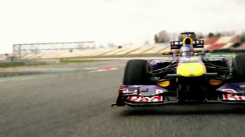 Infiniti TV Spot, 'Inspired Performance' Featuring Sebastian Vettel - Thumbnail 4