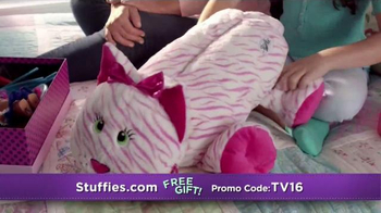 Stuffies TV Spot, 'Hero Day'