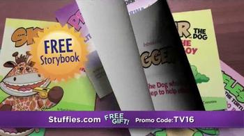 Stuffies TV Spot, 'Hero Day' - Thumbnail 6