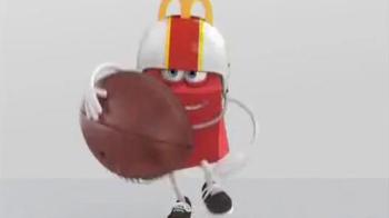 McDonald's Happy Meal TV Spot, 'Madden NFL 15 Toys' - Thumbnail 4