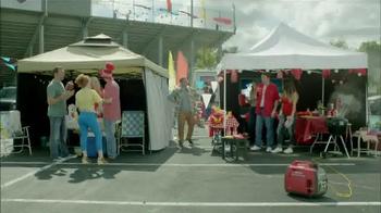 Honda EU2000 TV Spot, 'Tailgate' - Thumbnail 1