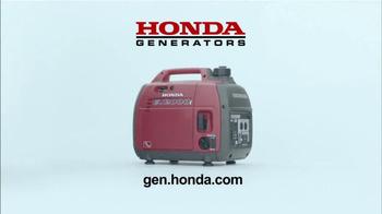 Honda EU2000 TV Spot, 'Tailgate' - Thumbnail 10