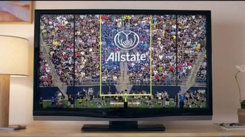 Allstate College Football TV Spot, 'More Good' - Thumbnail 6