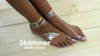 Shimmer Jewelry Tattoos TV Spot - Thumbnail 2