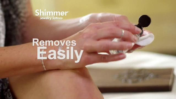 Shimmer Jewelry Tattoos TV Spot - Thumbnail 6