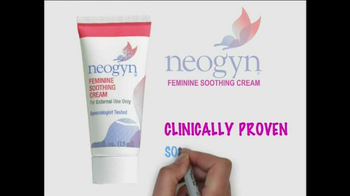 Neogyn Feminie Soothing Cream TV Spot - Thumbnail 4