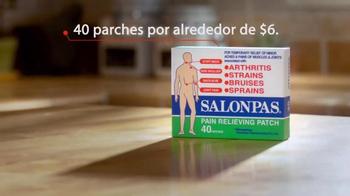 Salonpas Pain Relieving Patch TV Spot, 'Más Por Menos' [Spanish] - Thumbnail 10