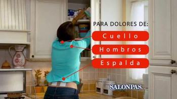 Salonpas Pain Relieving Patch TV Spot, 'Más Por Menos' [Spanish] - Thumbnail 6