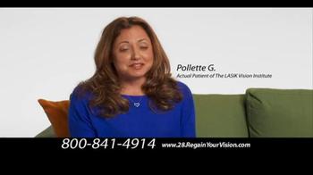 The LASIK Vision Institute TV Spot, 'Precious Moments' - Thumbnail 4