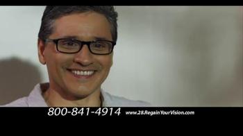 The LASIK Vision Institute TV Spot, 'Precious Moments' - Thumbnail 6