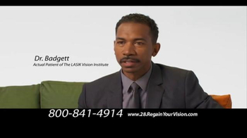 The LASIK Vision Institute TV Spot, 'Precious Moments' - Thumbnail 7