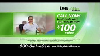 The LASIK Vision Institute TV Spot, 'Precious Moments' - Thumbnail 8