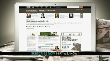 The Wall Street Journal TV Spot, 'Take Confident Action' - Thumbnail 3