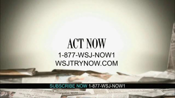 The Wall Street Journal TV Spot, 'Take Confident Action' - Thumbnail 6