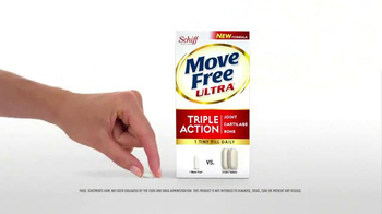 Schiff Move Free Ultra TV Spot, 'Triple Action Formula' - Thumbnail 10