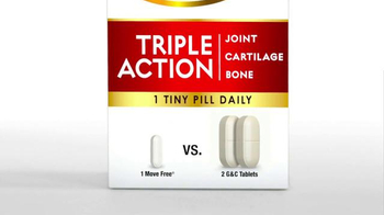 Schiff Move Free Ultra TV Spot, 'Triple Action Formula' - Thumbnail 4