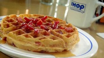 IHOP Waffullicious Waffles TV Spot, 'Combinations' - Thumbnail 1