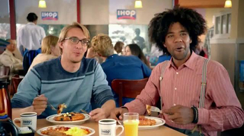 IHOP Waffullicious Waffles TV Spot, 'Combinations'