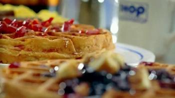 IHOP Waffullicious Waffles TV Spot, 'Combinations' - Thumbnail 3