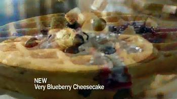 IHOP Waffullicious Waffles TV Spot, 'Combinations' - Thumbnail 6