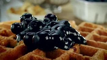 IHOP Waffullicious Waffles TV Spot, 'Combinations' - Thumbnail 7