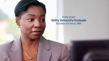 DeVry University TV Spot, \'Shelly\'